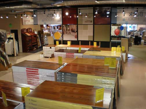Bay Area Hardwood Flooring Showrooms