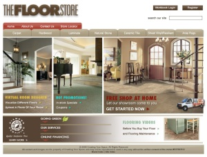 California Flooring Store Locations
